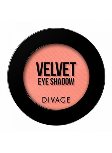 Divage Divage Velvet - Mat Göz Farı 7321 Renkli